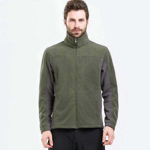 <b>定制绿色抓绒衣,军绿色抓绒衣,抓绒衣厂家,</b>