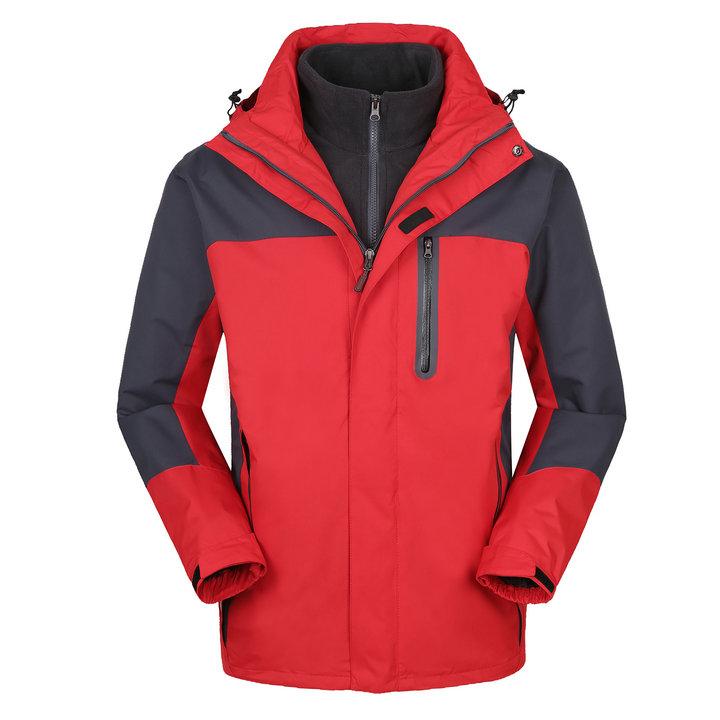定制红色冲锋衣,红色冲锋衣图片,红色冲锋衣订制,