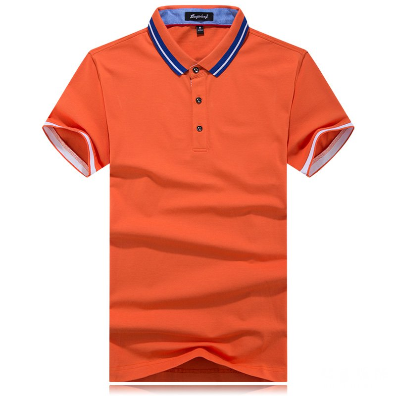 訂做翻領T恤衫,定制翻領polo衫,翻領t恤衫廠