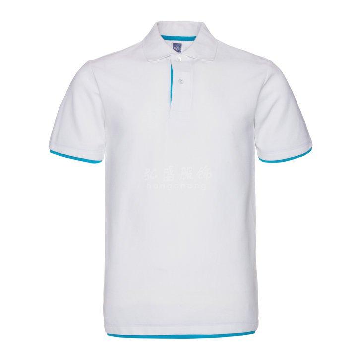 休闲polo衫,时尚polo衫,白色polo衫,