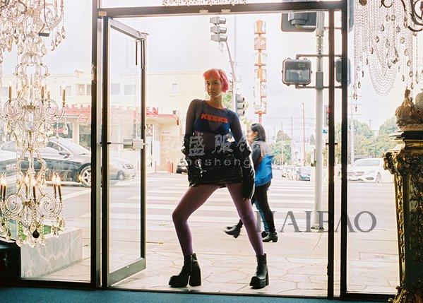 水原希子UNIF女装系列4