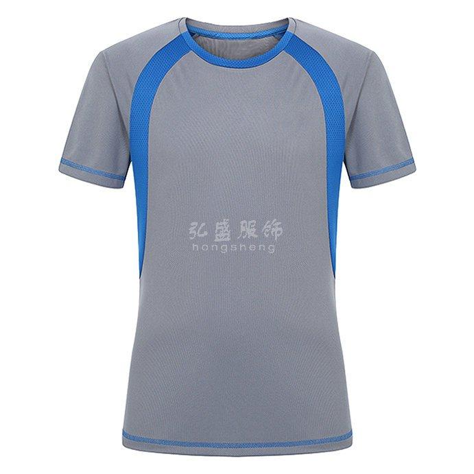 运动速干t恤制作,定做运动速干t恤,高档速干