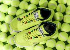 Lacoste X Atmos限量联名系列 给网球注入潮