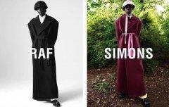 Raf Simons宣布同名品牌将正式推出女装